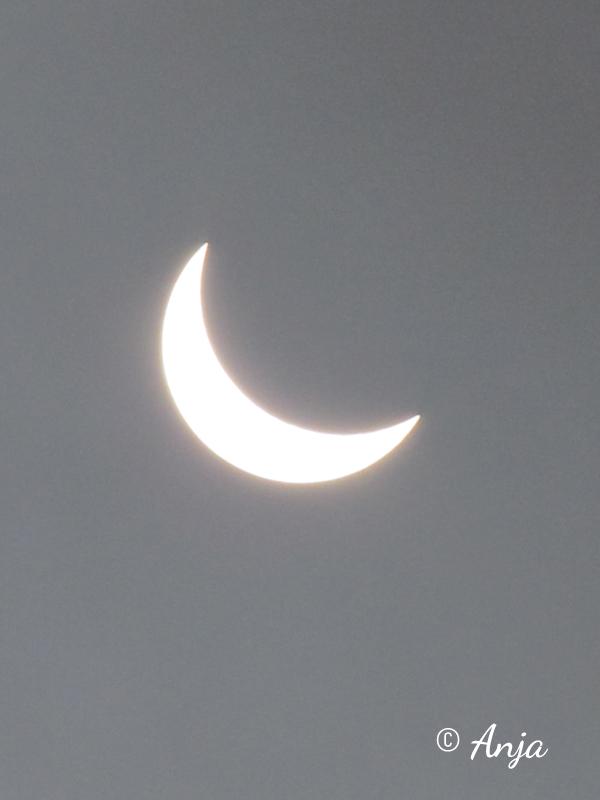 Sonnenfinsternis – 20. März 2015